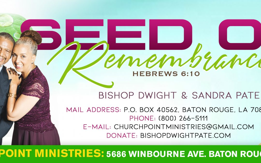 Seed of Remembrance
